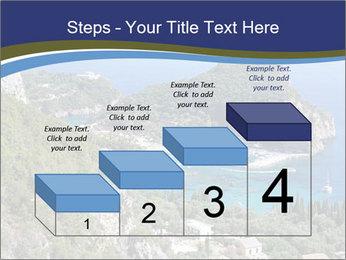 Greek island PowerPoint Template - Slide 64