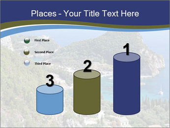 Greek island PowerPoint Template - Slide 65