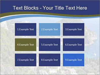 Greek island PowerPoint Template - Slide 68