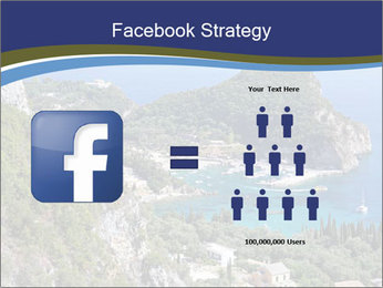 Greek island PowerPoint Template - Slide 7