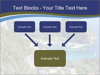 Greek island PowerPoint Template - Slide 70