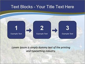 Greek island PowerPoint Template - Slide 71