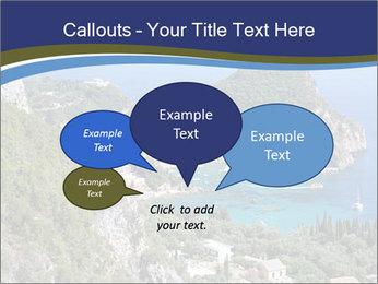 Greek island PowerPoint Template - Slide 73