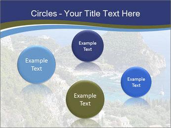 Greek island PowerPoint Template - Slide 77