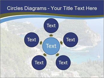 Greek island PowerPoint Template - Slide 78