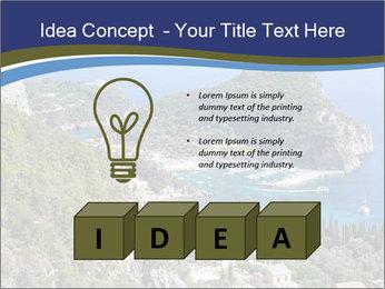 Greek island PowerPoint Template - Slide 80