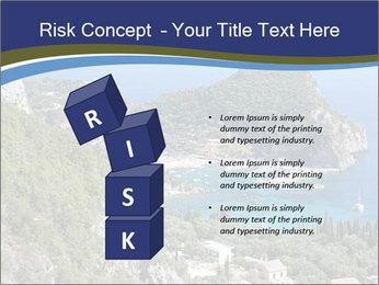 Greek island PowerPoint Template - Slide 81