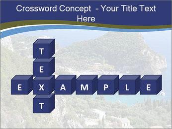 Greek island PowerPoint Template - Slide 82
