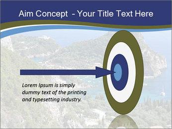Greek island PowerPoint Template - Slide 83