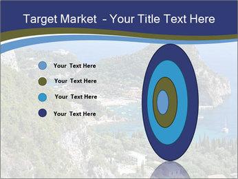 Greek island PowerPoint Template - Slide 84