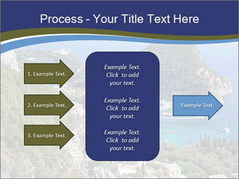 Greek island PowerPoint Template - Slide 85