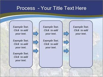 Greek island PowerPoint Template - Slide 86