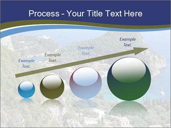 Greek island PowerPoint Template - Slide 87