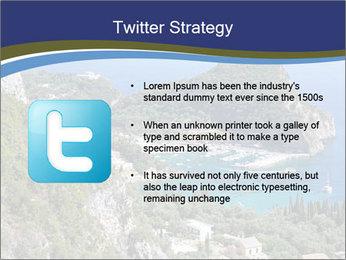 Greek island PowerPoint Template - Slide 9