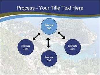Greek island PowerPoint Template - Slide 91