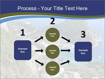Greek island PowerPoint Template - Slide 92