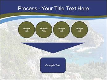 Greek island PowerPoint Template - Slide 93