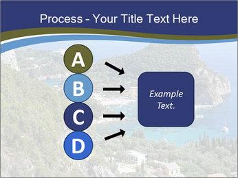 Greek island PowerPoint Template - Slide 94