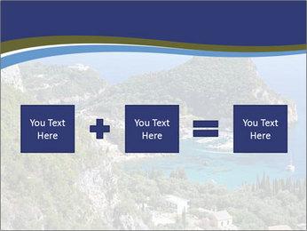 Greek island PowerPoint Template - Slide 95