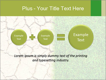 Half the frame PowerPoint Template - Slide 75
