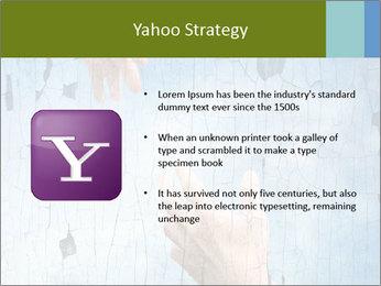 Helping hands PowerPoint Templates - Slide 11
