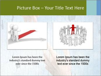 Helping hands PowerPoint Templates - Slide 18