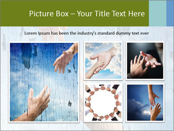 Helping hands PowerPoint Templates - Slide 19