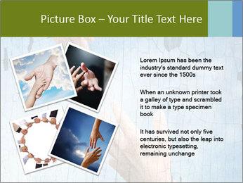 Helping hands PowerPoint Templates - Slide 23