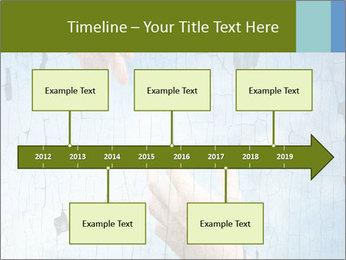Helping hands PowerPoint Templates - Slide 28