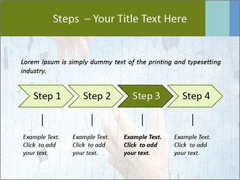 Helping hands PowerPoint Templates - Slide 4
