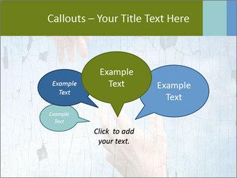 Helping hands PowerPoint Templates - Slide 73