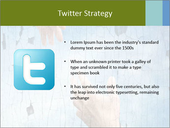 Helping hands PowerPoint Templates - Slide 9