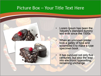 Colorful halloween sweets PowerPoint Template - Slide 20