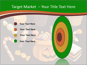 Colorful halloween sweets PowerPoint Template - Slide 84