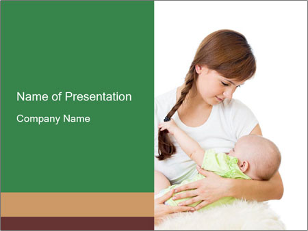 Mother PowerPoint Template