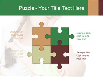 Mother PowerPoint Template - Slide 43