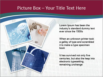 Head shower PowerPoint Template - Slide 23