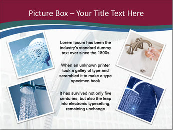 Head shower PowerPoint Template - Slide 24