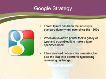 Green plants PowerPoint Templates - Slide 10