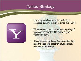 Green plants PowerPoint Templates - Slide 11