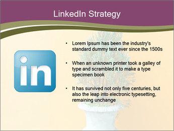 Green plants PowerPoint Templates - Slide 12