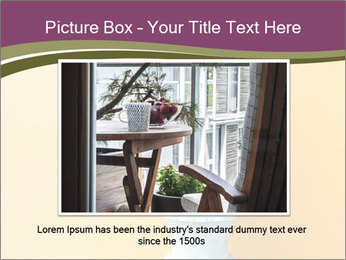 Green plants PowerPoint Templates - Slide 15