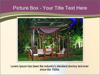 Green plants PowerPoint Templates - Slide 16