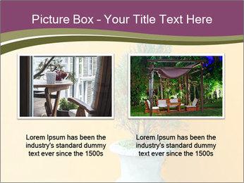 Green plants PowerPoint Templates - Slide 18
