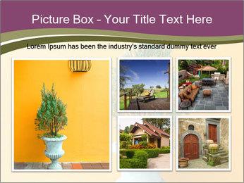 Green plants PowerPoint Templates - Slide 19