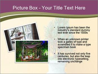 Green plants PowerPoint Templates - Slide 20