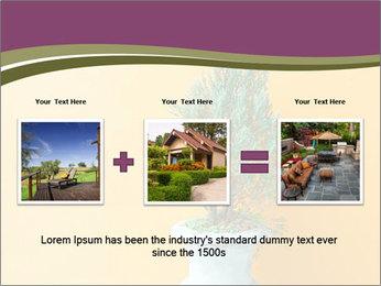 Green plants PowerPoint Templates - Slide 22