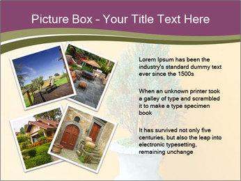 Green plants PowerPoint Templates - Slide 23