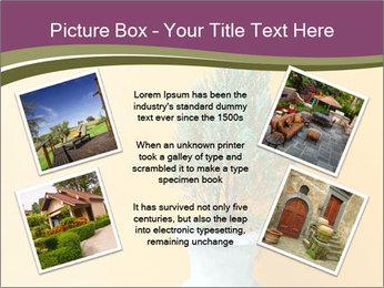 Green plants PowerPoint Templates - Slide 24