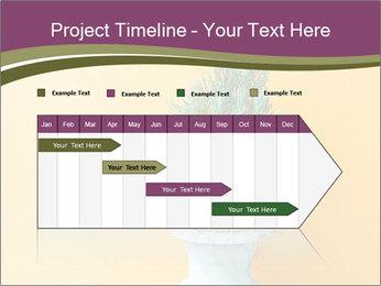 Green plants PowerPoint Templates - Slide 25